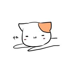 Mi-Ke the Cat Stickers