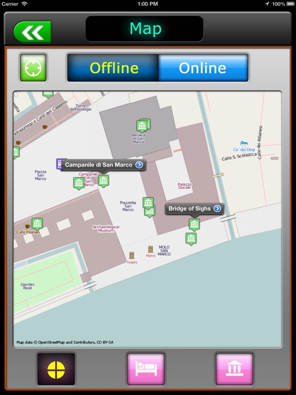 Venice Offline Travel Guideのおすすめ画像2