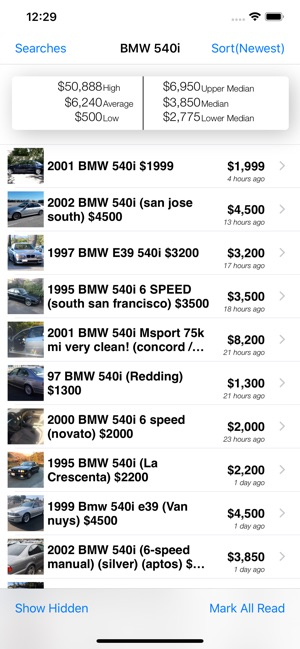 ‎BRZO - Cars For Sale by Owner