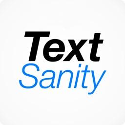 TextSanity