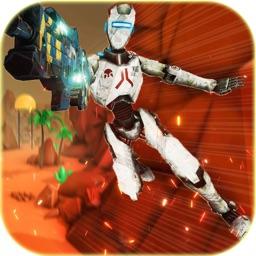 Virtual Alien Shooter
