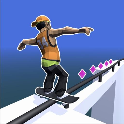 Skate Runner 3D
