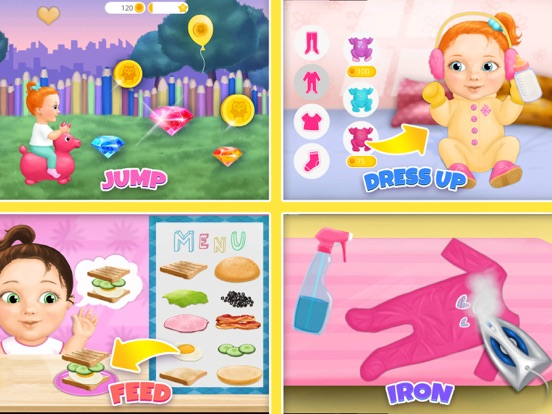 Sweet Baby Girl Daycare 5 screenshot 4