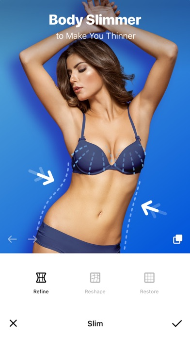 BodyApp - Body Editor Pro app image
