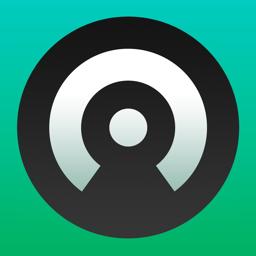 Ícone do app Castro Podcast Player
