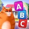 Kitty Scramble: ワードスタック - iPadアプリ