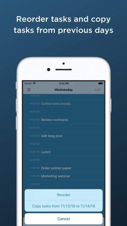 Long Day – Day Planner screenshot-3