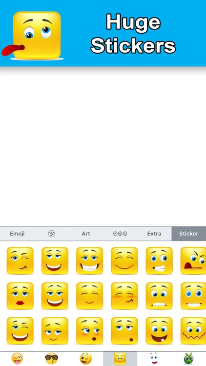 New Emoji - Emoticon Smileys screenshot-5