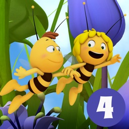 Maya the Bee's gamebox 4