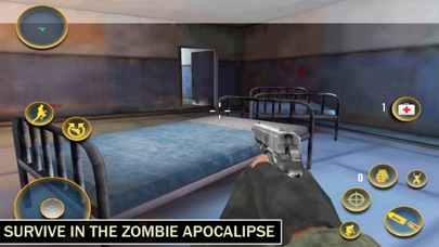 Ghosht House: Zombies Target-2