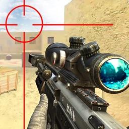 FPS Commando Shooting Games 3D