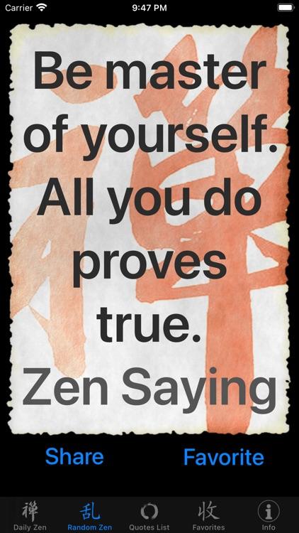 Zen Wisdom screenshot-3