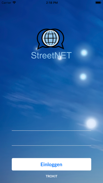 StreetNET app image