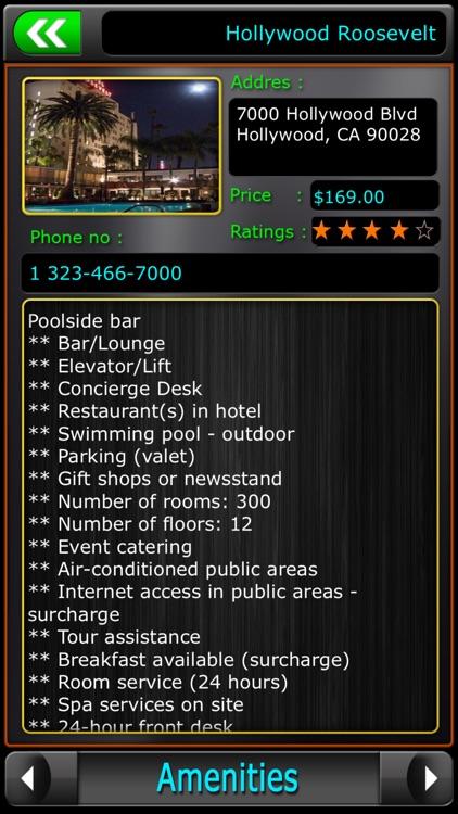 Los Angeles Offline Travel screenshot-3