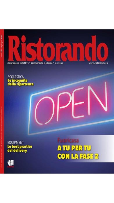 Ristorando.Screenshot of 4