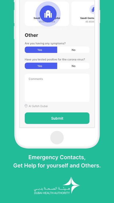 COVID19 - DXB Smart Appのおすすめ画像4