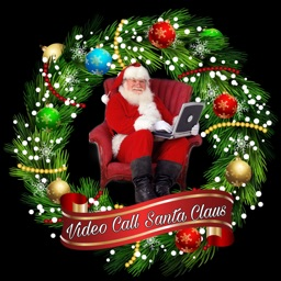 Real Video Call Santa Claus