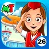 My Town : Airport - iPhoneアプリ