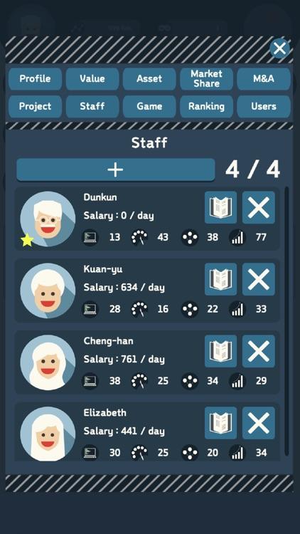 Capitalist : Game Company screenshot-0