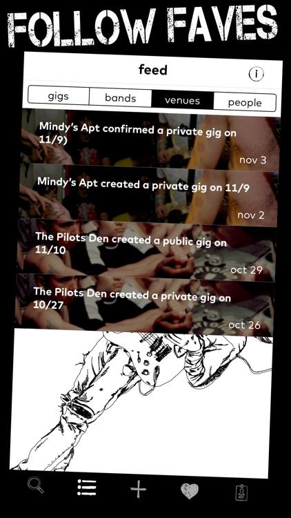 Gigroad • Concerts Anywhere screenshot-7