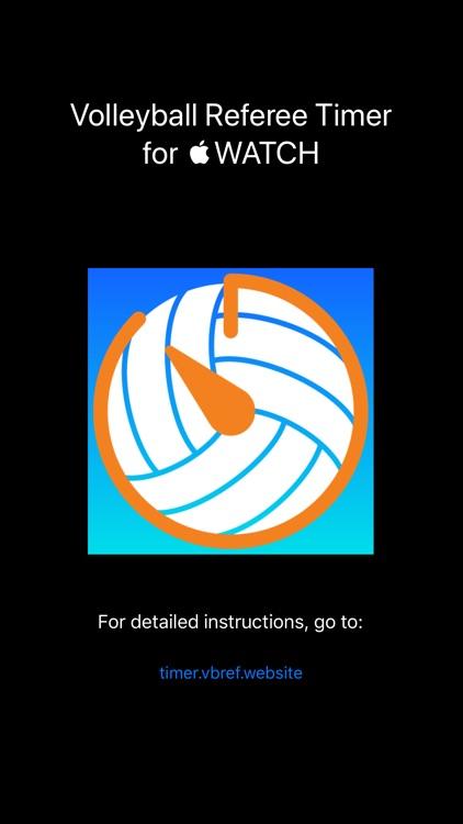 Volleyball Referee Timer