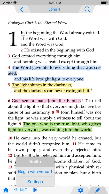Tyndale Bibles App screenshot-4