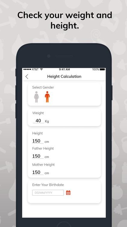 Diet Plan & Full Body Workout screenshot-5