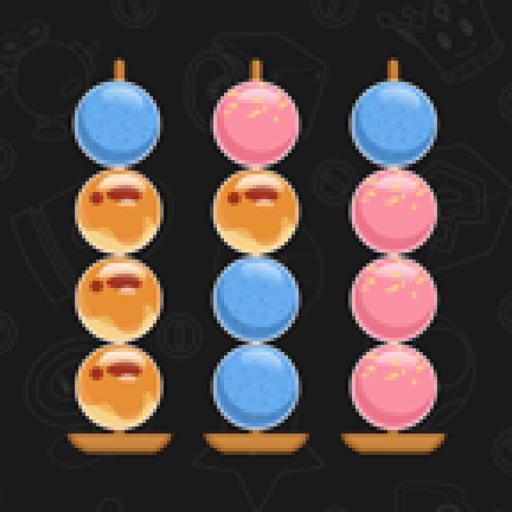 ボールソート2020 – 中毒パズルゲーム