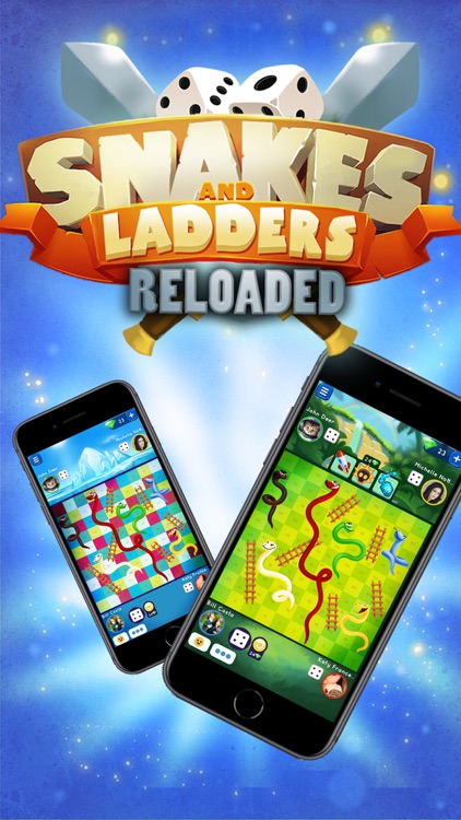 Snakes and Ladders Reloaded screenshot-0