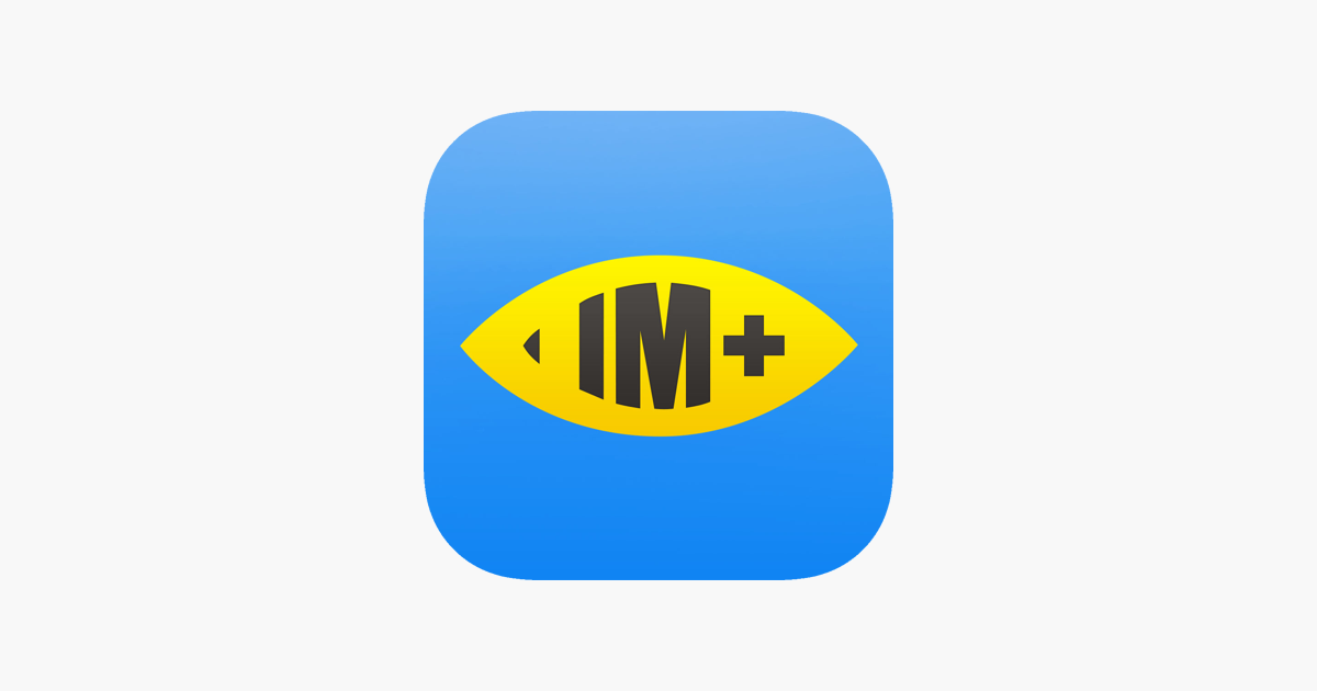 IM+ Instant Messenger on the App Store