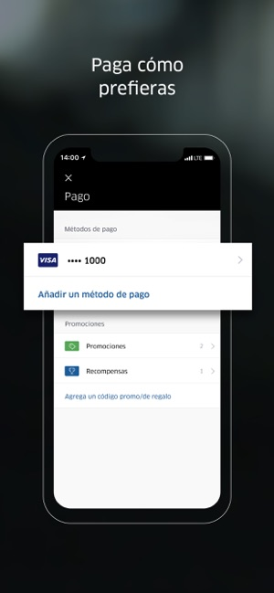 Uber en App Store