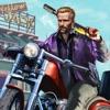 暴力摩托车3D-经典黑帮疯狂摩托模拟极品飞车驾驶赛车射击游戏