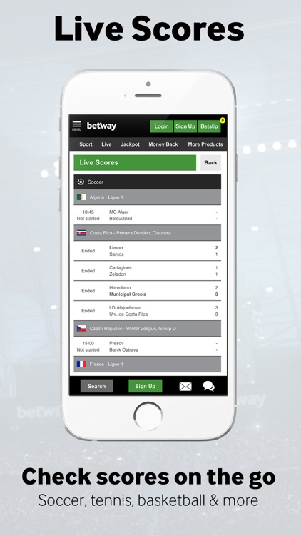 Betway Sport Betting screenshot-6