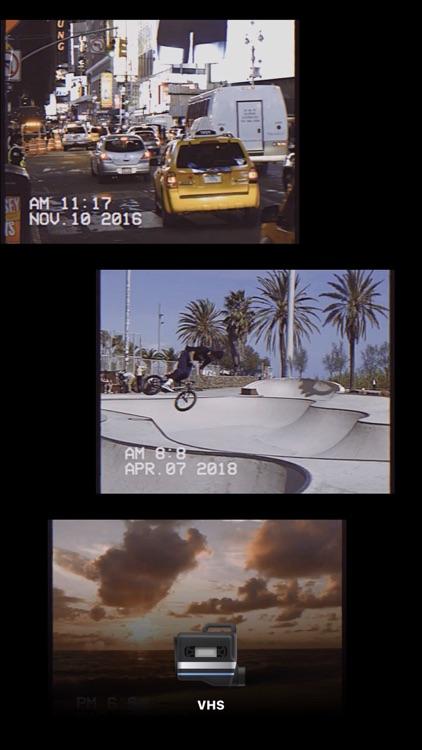 Dazz Cam - Vintage Camera screenshot-5
