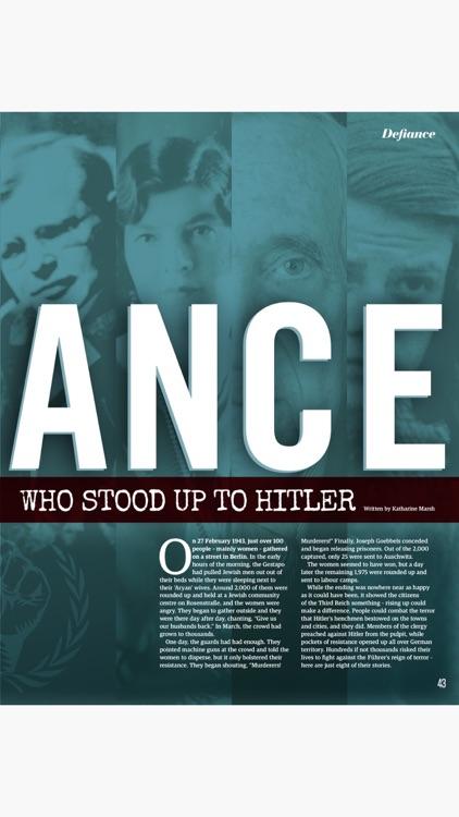All About History Magazine screenshot-4