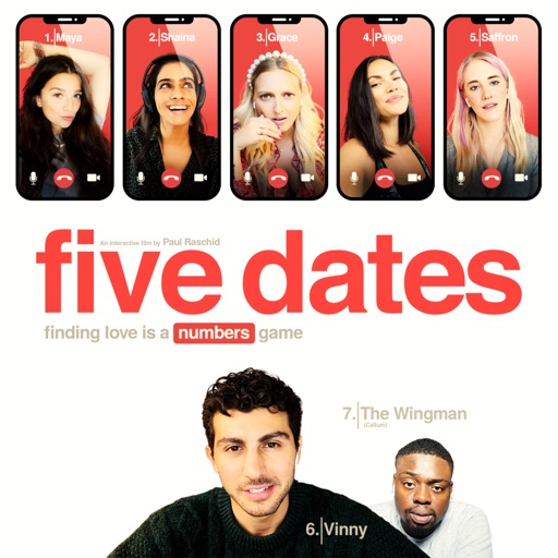 Five Dates icon