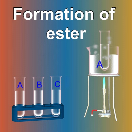 Formation of Ester