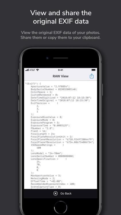 ImagExif 2 - edit exif data screenshot-7