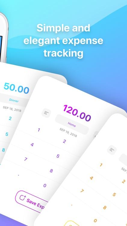 Sally Expense Tracker