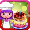 安娜开心学做蛋糕-女生烘焙蛋糕店游戏