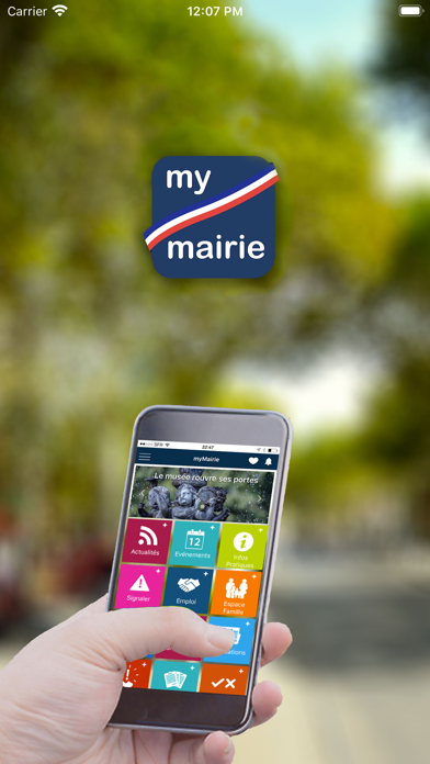 cancel myMairie app subscription image 1