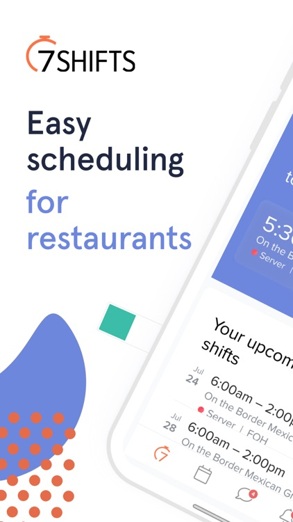 7shifts: Employee Scheduling