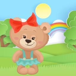 BEAR PLAY BOW-TIE