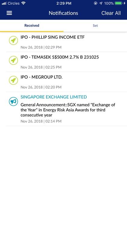 SGX Mobile screenshot-7