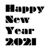New Year 2021 Stickers