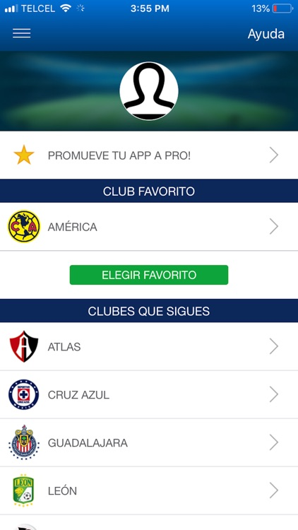 Liga BBVA MX App Oficial screenshot-2