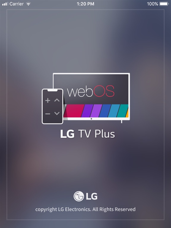 what is lg tv plus