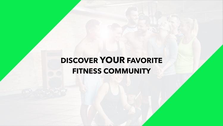 Cyborg Social Fitness Platform screenshot-4