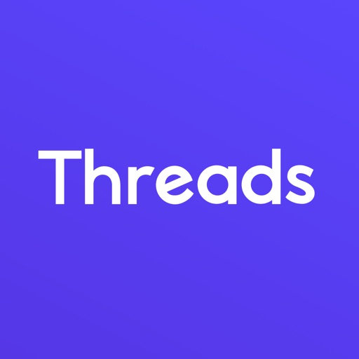 Threads free software for iPhone and iPad