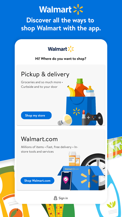 Walmart - Shopping & Grocery wiki review and how to guide